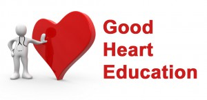 Good Heart Eduction Logo